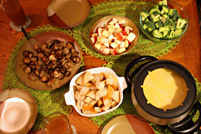 fondue recipes