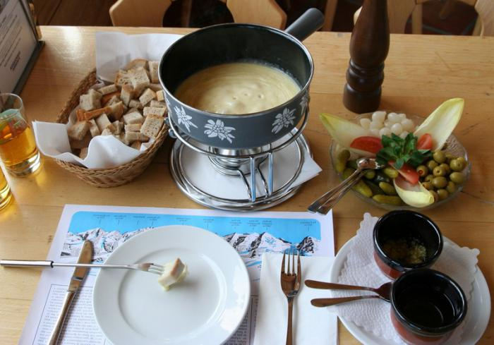 what is fondue photo
