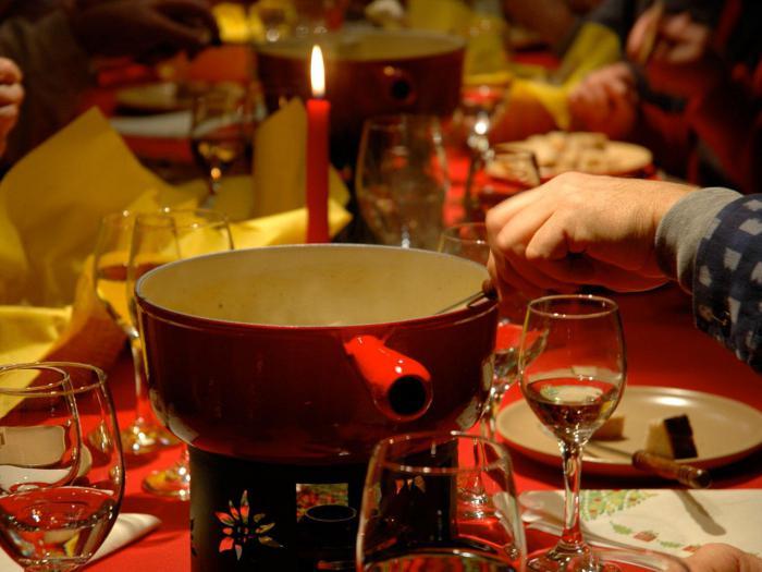 make fondue