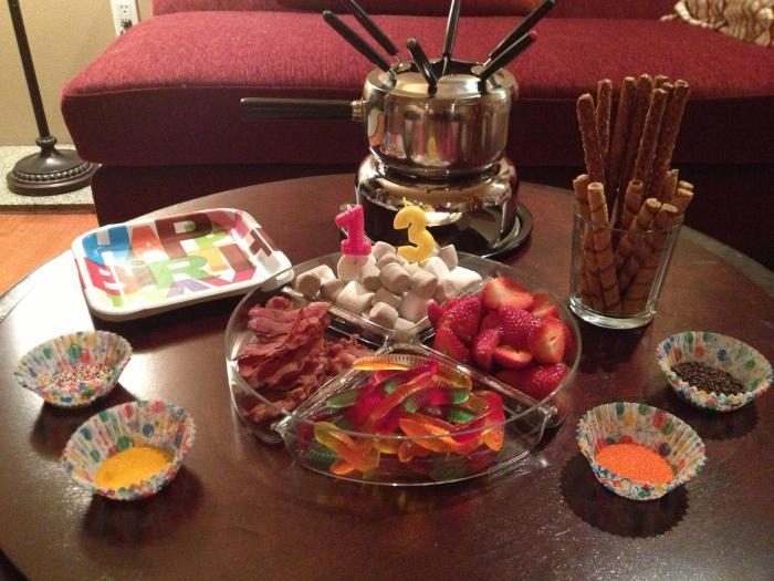 what is bat fondue