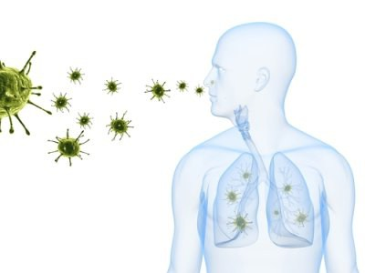 is pneumonia contagious to others