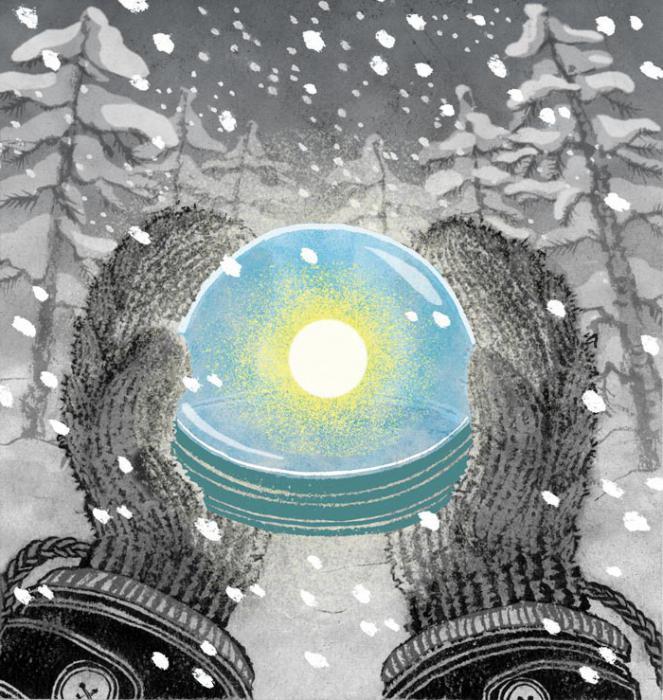 December 22 Winter Solstice