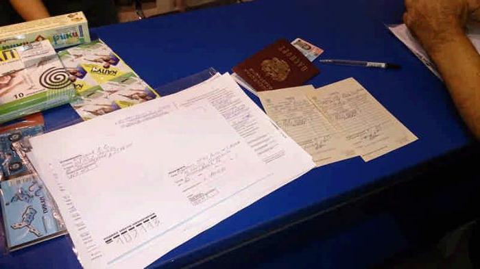 Как в гостинице сделать временную регистрацию