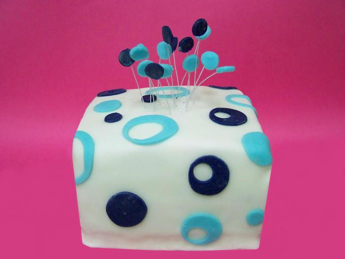 Украшения для тортов в домашних условиях