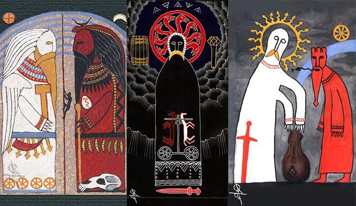 языческая религия славян картинки сожалению