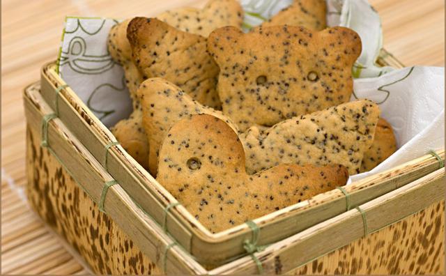 Печенье без яиц и масла