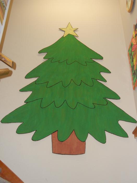 Christmas tree application