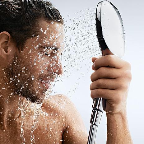 contrast shower how to do