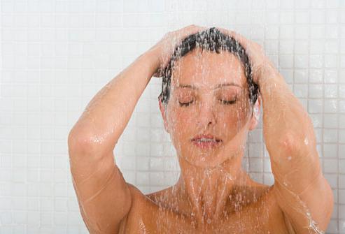 Контрастный душ: польза и вред