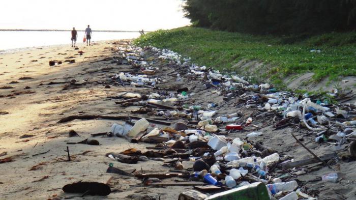 основные источники загрязнения Мирового океана