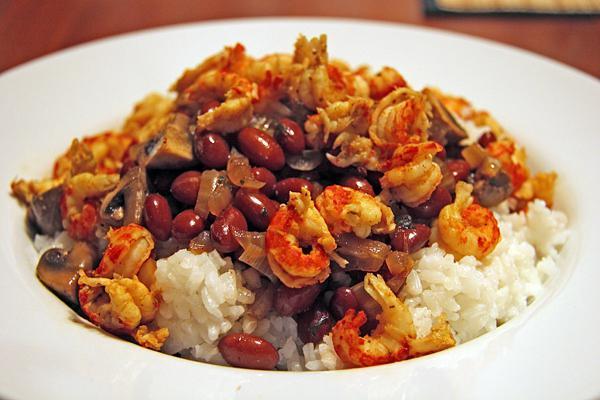 красная фасоль рецепты приготовления тушеная