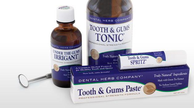 professional oral hygiene products