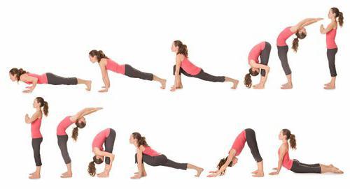 йога для начинающих дома фото