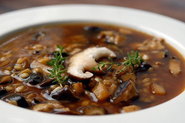 Грибной суп рецепт калорийность