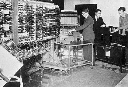 история появления и развития Интернета