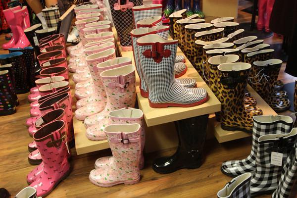 Interpretation of dreams: boots
