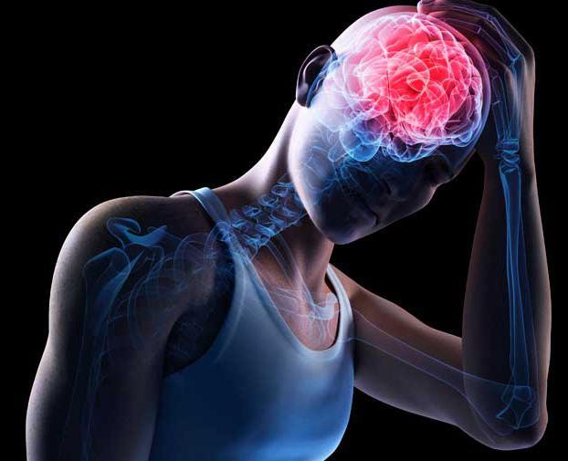 первая помощь при сотрясении мозга