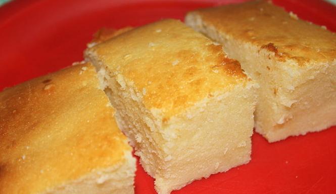 Рецепт кекса простой в духовке на молоке с пошагово