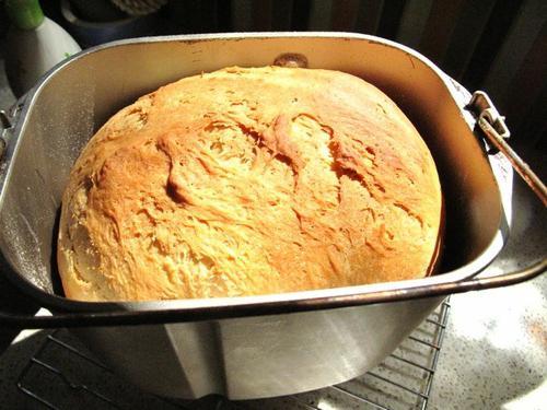 Wheat-rye bread sourdough bread maker