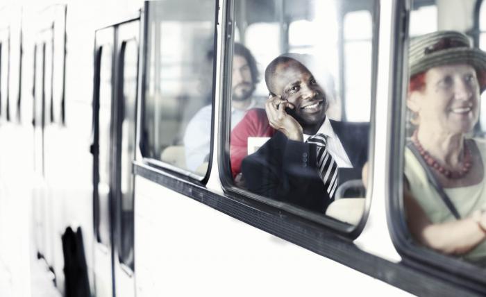 Правила безопасного поведения пассажира во всех видах общественного транспорта