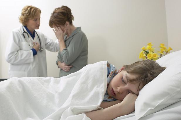 инфекционно токсический шок у детей