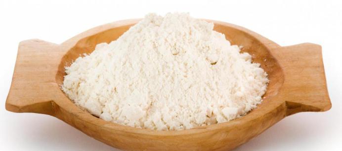 Рисовая мука в домашних условиях