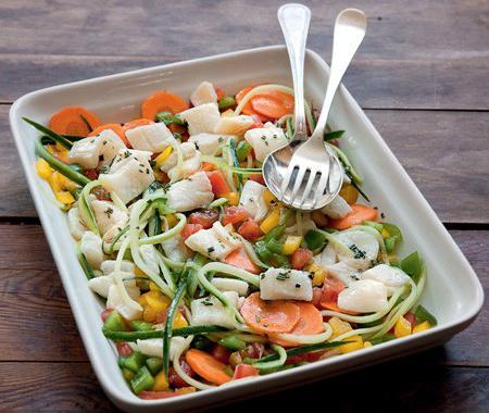 салат из соленой рыбы рецепт с фото очень