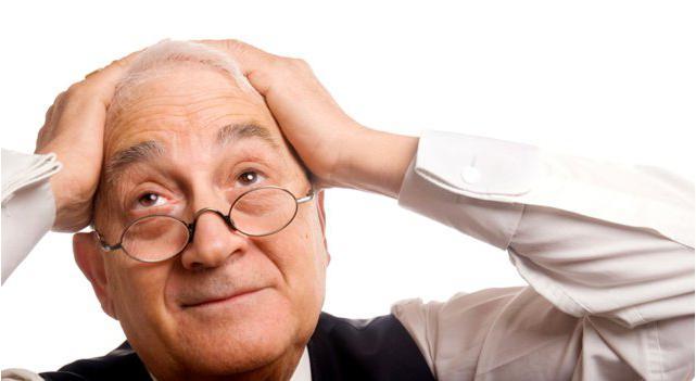 Старческое слабоумие попасть в интернат
