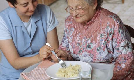 признаки старческого слабоумия