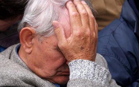 старческое слабоумие что делать