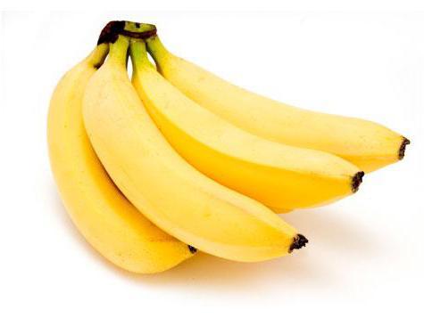 use of bananas