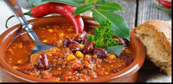canned beans with meat recipes