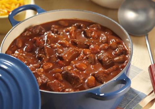recipe beans with meat