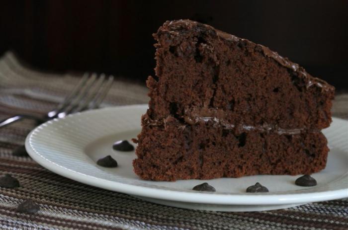 Постные торты рецепты шоколадный