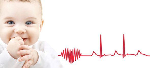 congenital heart disease in children