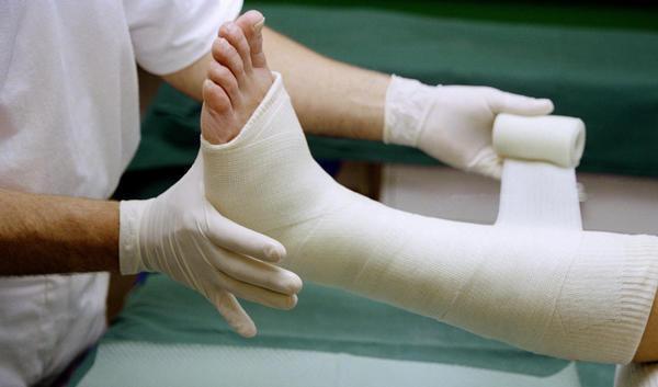 Болит сгиб ноги и стопы