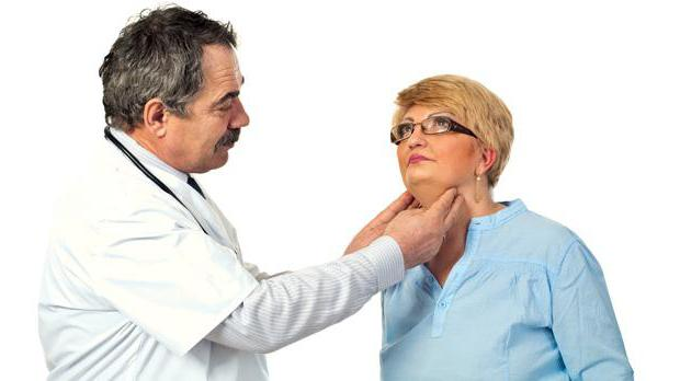 Low thyroid function
