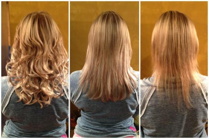 Как сделать биоламинирование волос в домашних условиях (видео и фото)