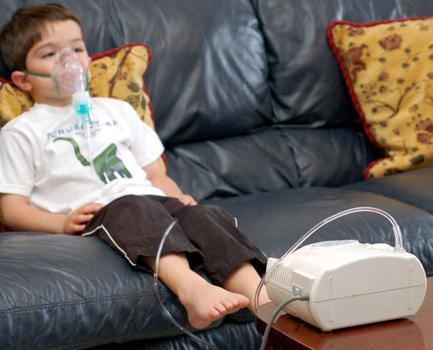 nebulizer inhalation
