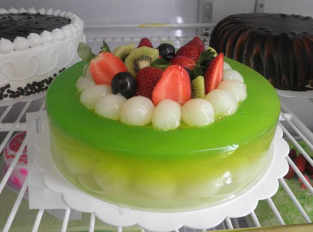 jelly cake without baking