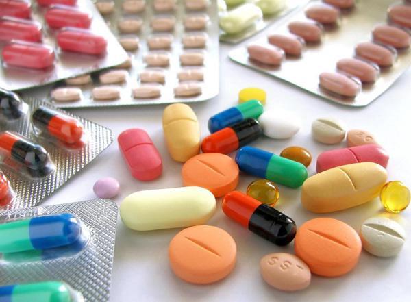 антибиотики группы макролидов