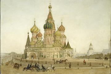 the founder of Moscow is considered