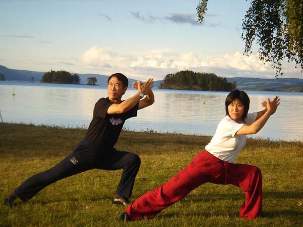 гимнастика цигун упражнения для похудения