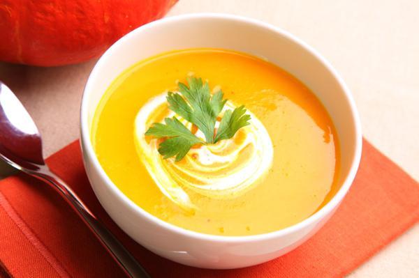 Суп пюре без молока