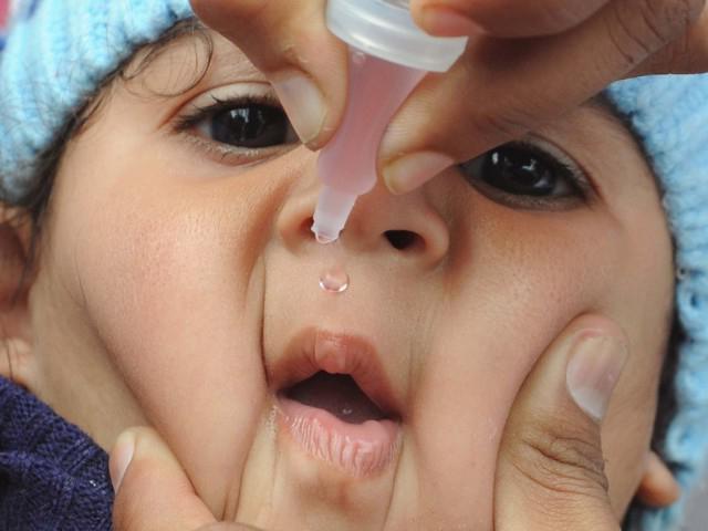 вакцинации от полиомиелита