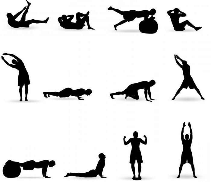 Общеразвивающие упражнения в