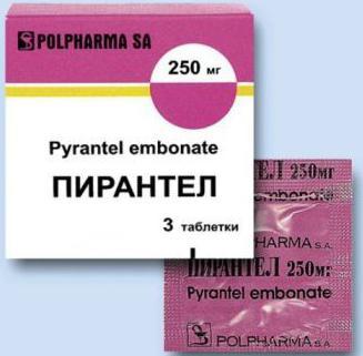 лекарства от паразитов аптеке