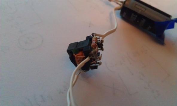 Электрошокер сделать своими руками