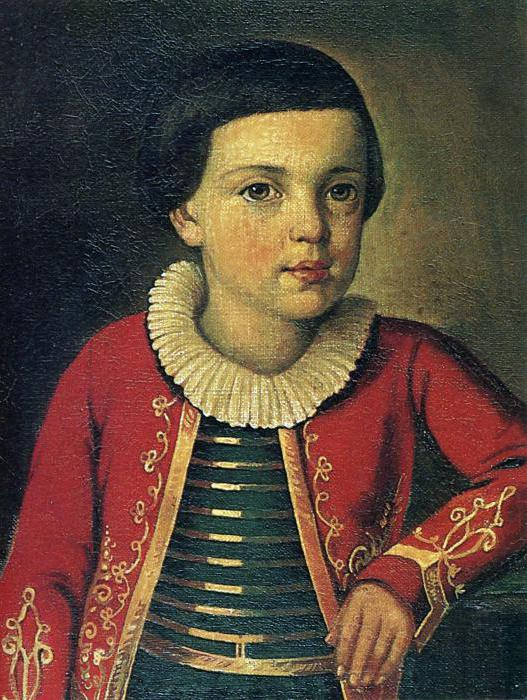 biography of Lermontov