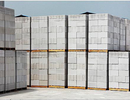 блоки газобетонные размеры